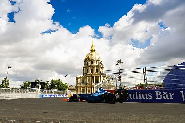 Formula E Formula E: Buemi nyerte a párizsi ePrix-t, tetemes előnnyel vezet összetettben!