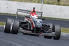 Other open wheel Manfeild TRS: Piquet wins red-flagged Race 1