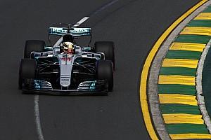 Formel 1 Trainingsbericht F1-Auftakt 2017 in Melbourne: Mercedes vor Ferrari im 2. Training