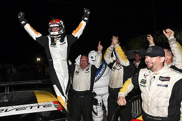 Corvette's stunning Sebring night speed frustrates Ford stars