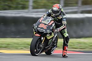 MotoGP Отчет о тренировке Фольгер стал быстрейшим на разминке в Германии
