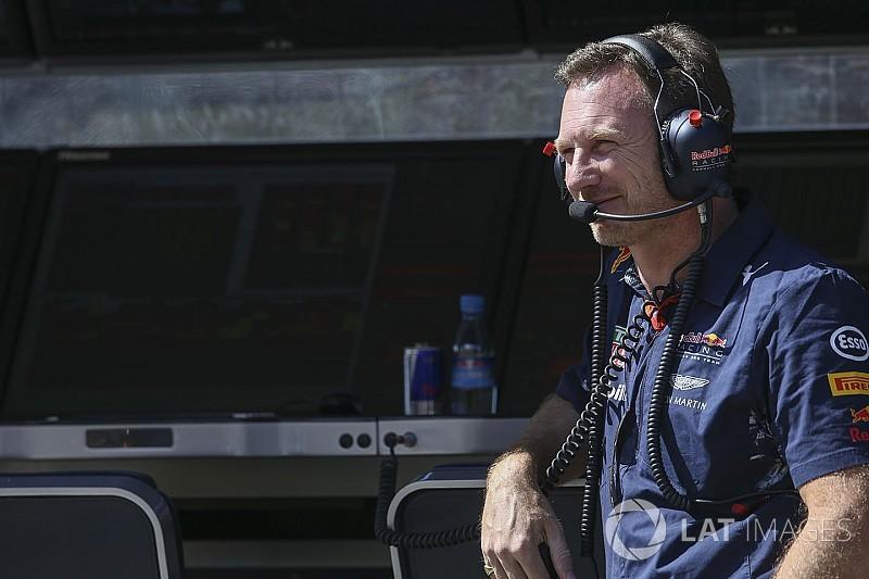 Horner: Ferrari/Mercedes'le mücadele Q3'teki motor moduyla ilgili