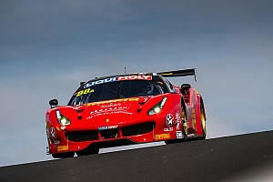 Endurance Practice report Bathurst 12 Hour:  Maranello Ferrari leads opening practice