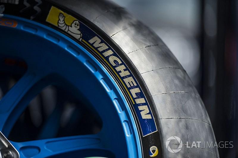 Termas diaspal ulang, Michelin tambah alokasi ban