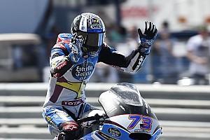 Moto2 Résumé de course Márquez remporte sa première victoire, Morbidelli abandonne