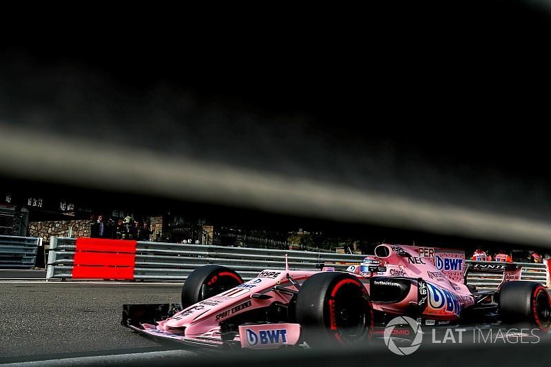 Videón, amiért Pérez berágott Magnussenre