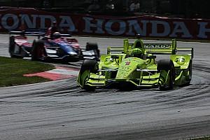 IndyCar Réactions Pour Pagenaud, Newgarden va
