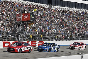 NASCAR Cup Special feature NASCAR Roundtable: Do the overtime rules need adjusting?