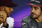 Hamilton es el mejor en clasificación y Alonso en carrera, según Webber