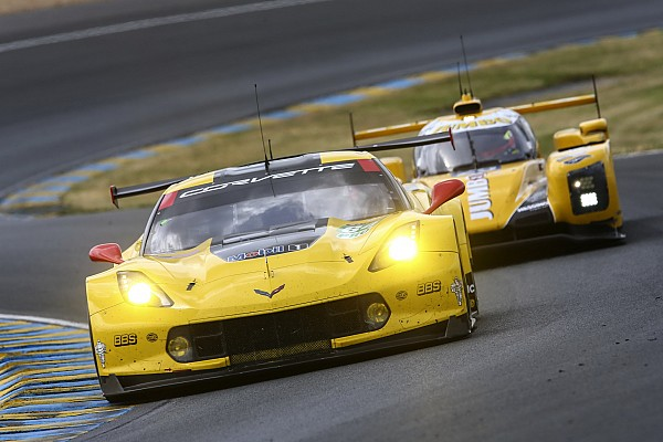 Marcel Fässler, retour chez Corvette, ambitions en tête