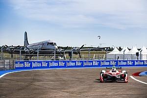 Fórmula E Relato de classificação Rosenqvist larga na frente em Berlim; di Grassi é  7º