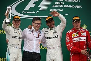F1 Reporte de la carrera Hamilton dominó en un día desastroso para Vettel
