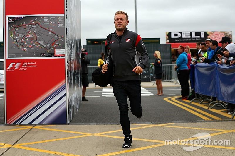 Magnussen: Haas'ın hedefi yedincilik