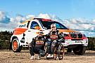 """Dakar Isidre Esteve: """"Ya no queremos participar en el Dakar, ahora queremos competir"""""""