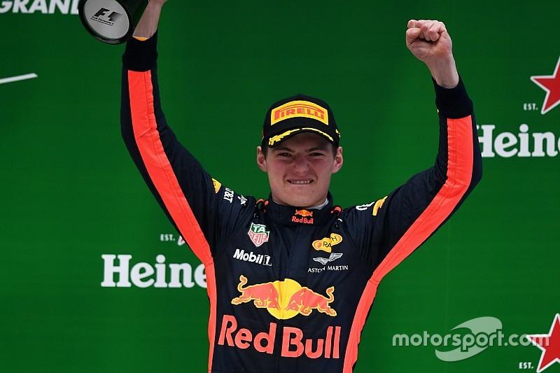 Verstappen recupera su lugar: elegido 'Piloto del día' en China