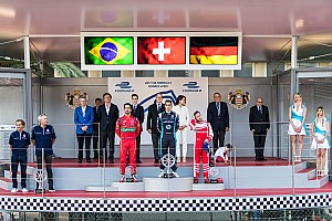 电动方程式 比赛报告 五战四胜,布耶米再度称雄摩纳哥ePrix