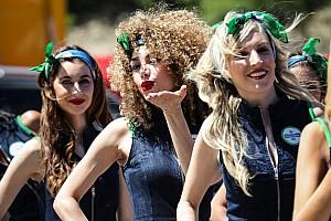 F1 Noticias de última hora Las chicas de la Parrilla en la F1