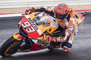 MotoGP Nieuws Marc Marquez teleurgesteld in fans Valentino Rossi