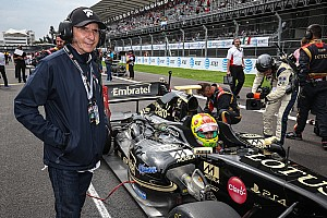 Formula V8 3.5 Special feature Fittipaldi column: Mastering Mexico after lucky escape