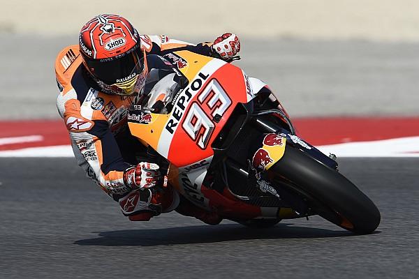 MotoGP Résumé d'essais libres EL3 - Márquez devant, Rossi en Q2!