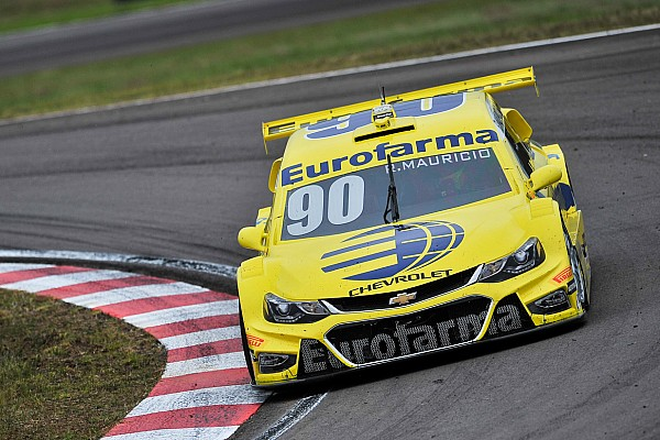 Brazilian V8 Stock Car: Barrichello and Ricardo Maurício are the winners at Santa Cruz do Sul