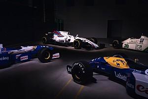 F1 速報ニュース 【F1】ウイリアムズ、ニューマシンFW40の実車写真を初公開