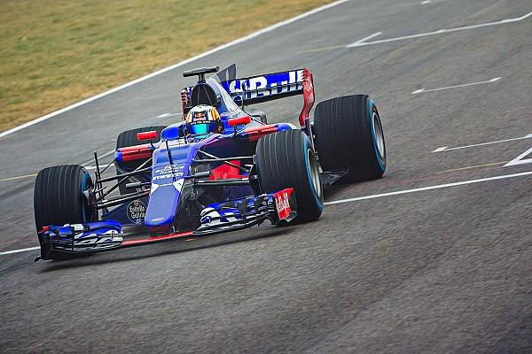 Формула 1 Самое интересное Toro Rosso STR12: новая машина Даниила Квята во всех деталях