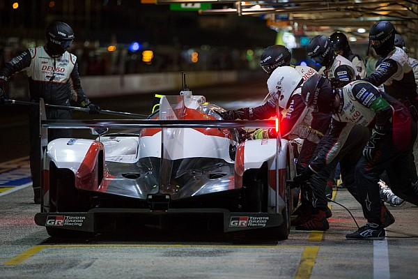 Le Mans Toyota suggests hybrid tech