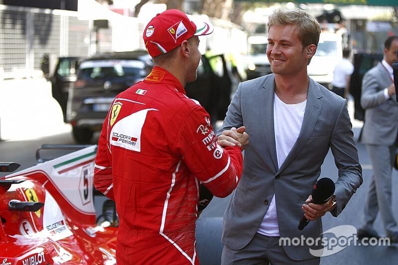 Button en Rosberg zien potentieel probleem voor Vettel:
