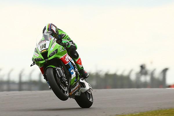WSBK Haslam apporte à Kawasaki Pucetti Racing son premier podium