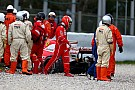 Formula 1 Faster F1 2017 cars increase crash consequences – Ocon