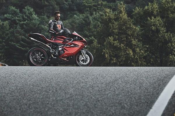 Хэмилтон и MV Agusta представили новый мотоцикл