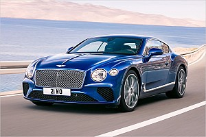 Automotive News Bentley enthüllt neuen Continental GT für 2018