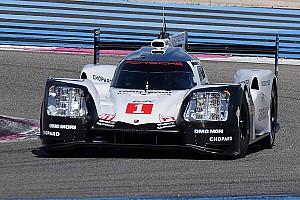 WEC Son dakika Porsche'nin 2017 LMP1 aracı ortaya çıktı
