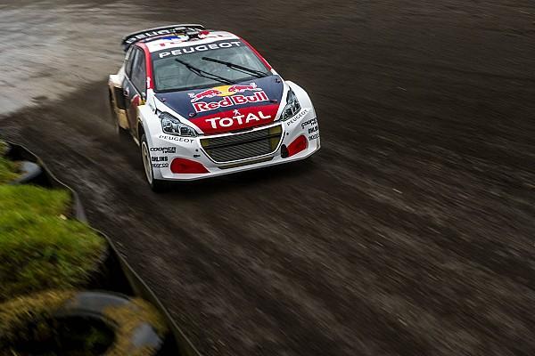 Peugeot показала новую машину Леба для ралли-кросса