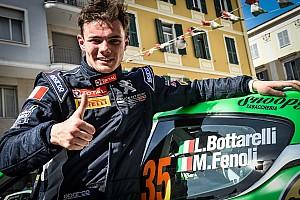 CIR Gara Targa Florio, 208 Competition: Bottarelli è in testa alla classifica