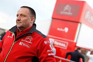 WRC 速報ニュース マットン、シトロエン代表を辞し来月よりFIAラリーディレクターに就任