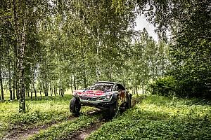 Rallye-Raid Rapport d'étape Étape 3 - Loeb repasse en tête du