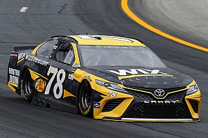 NASCAR Cup Race report Truex leads every lap en route to Stage 1 win at New Hampshire