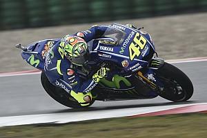 MotoGP News MotoGP in Assen: Neues Material ein Fortschritt für Valentino Rossi
