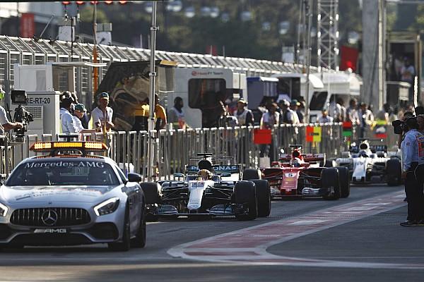 Fórmula 1 Últimas notícias FIA diz que Hamilton não reduziu antes de choque com Vettel