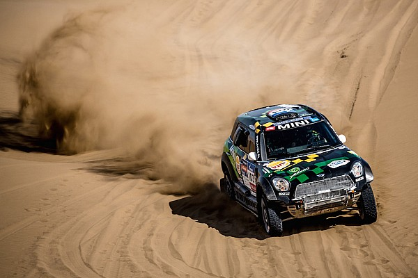 Cross-Country Rally Silk Way Rally enters the home straight