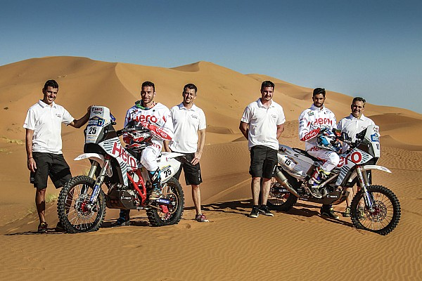 Other rally Santosh, Hero Rally team to make India visit