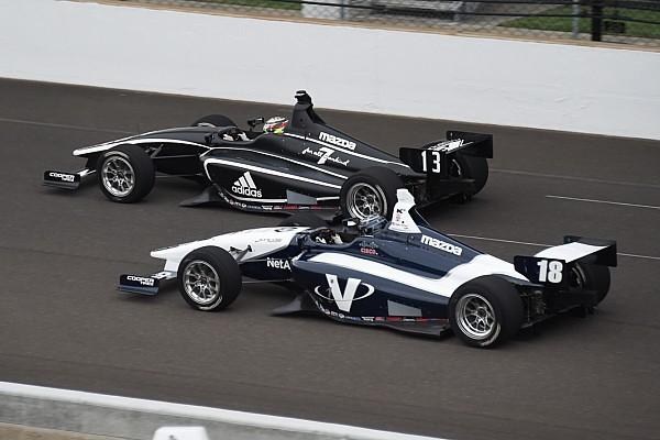 Команда Juncos Racing  цього сезону візьме участь в Інді-500