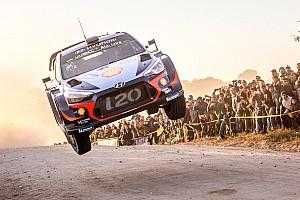 WRC Galería GALERÍA: top 10 de las mejores fotos del Rally en Argentina