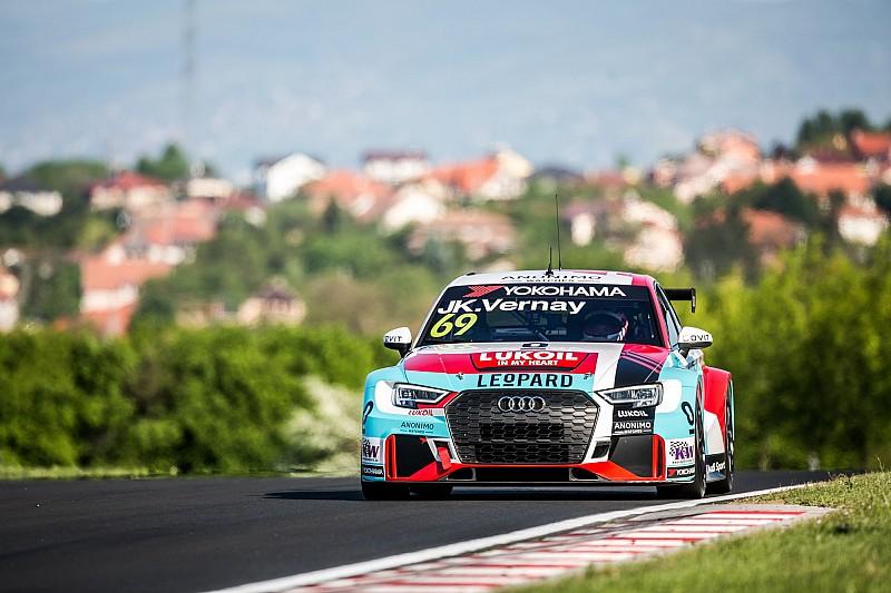Spa, Libere 1: Vernay subito velocissimo con l'Audi