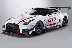 Nissan GT-R NISMO GT3 2018: desde 470.000 euros y con aire acondicionado