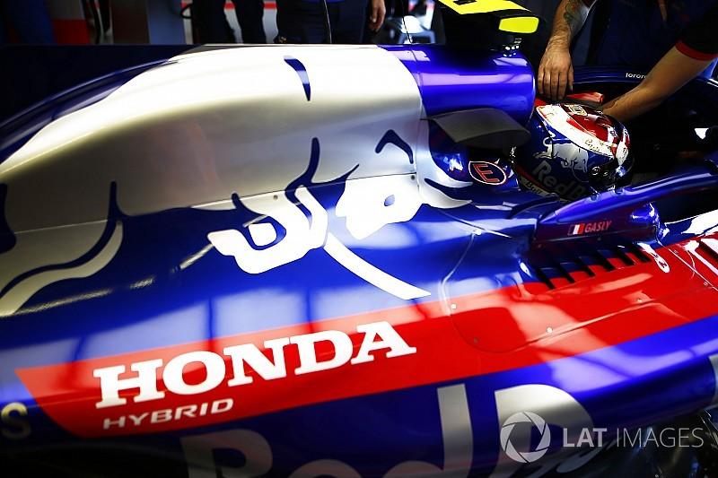 Гасли: Новая версия мотора Honda принесла нам три позиции