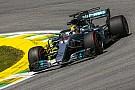 F1ブラジル:FP2も引き続きハミルトン首位。ボッタス0.048秒差で2番手