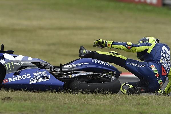 MotoGP MotoGP-Renndirektor reagiert auf Valentino Rossis Kritik